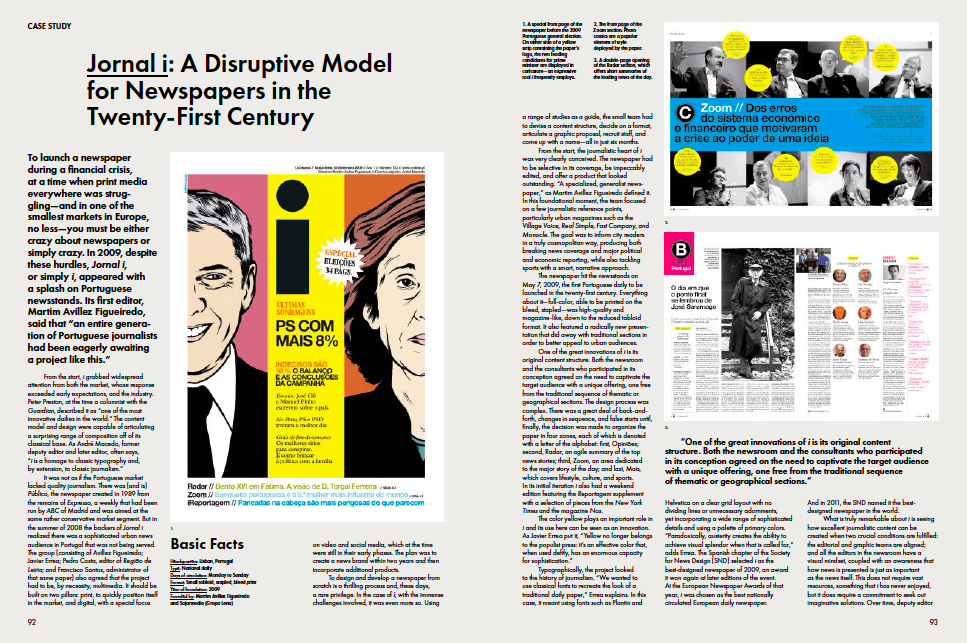 javier errea s new book a love letter to newspaper design garcía