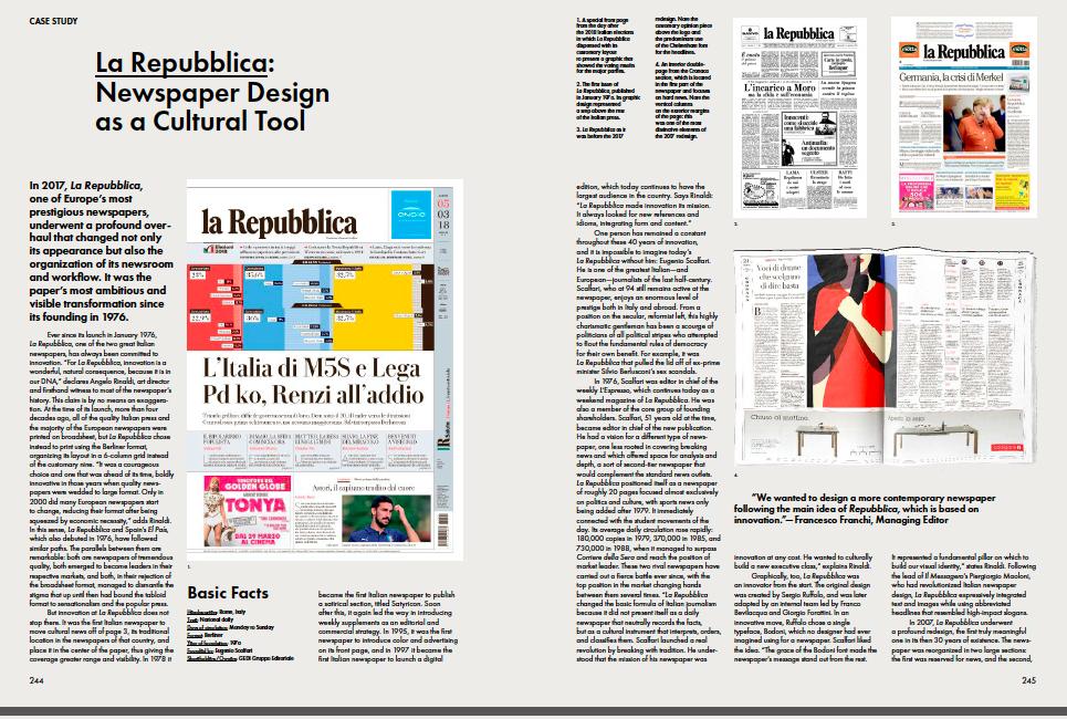 Javier Errea's new book: a love letter to newspaper design